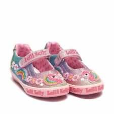 Lelli Kelly Juniors Unicorn Rainbow Shoes (Multicoloured)