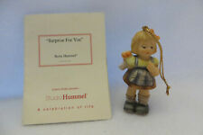 Surprise For You Ashton Drake Studio Hummel Goebel Ornament - Berta Hummel