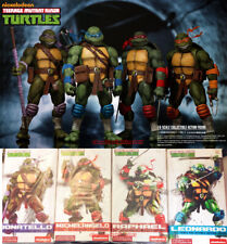 4Pcs DreamEX Ninja Turtles 1/6 Toy InStock Michelangelo Donatello leonardo Rapha