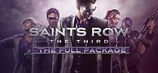 Saints Row The Third Full Package ALL DLC PC Steam Code Key NEW Download Fast