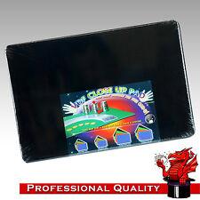 VDF Close Up Pad / Mat / Surface - Plain Black - Magic - Professional Size