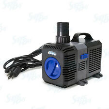792GPH Frequency Variation Pond Submersible Amphibious Eco Pump up to 780 Gallon