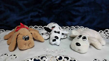 Tonka Pound Puppies Dog Plush Choose Only One Puppy Brown Spotted White