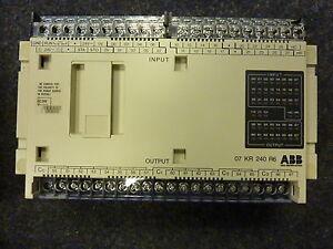 SPS ABB 07 KR 240 R6 24V DC