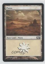 2011 Magic: The Gathering - Core Set: 2012 Booster Pack Base 232 Plains Card 0a1