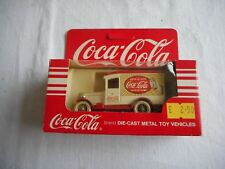 "Lledo ""Coca-Cola Keep A Case In Your Home"" Van plus box"