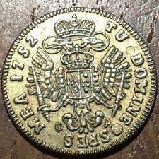 JETON À IDENTIFIER TU DOMINE SPES MEA 1752 (477)