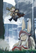 Hergestellt in Abyss-Made Abyss Blu-Ray Box First Volume-Japan 2 AU25 Zd