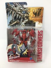 Transformers 4 Age of Extinction Movie Scorn Dinobot Action Figure Tail Whip MIB