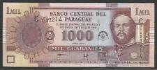 Paraguay P-222 1000 Guaranies 2004 Unc