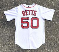 Boston Red Sox Mookie Betts Baseball Jersey Majestic MLB Cool Base Size Small
