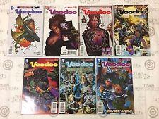 Voodoo #0-12 Comic Book Set DC 2012 - New 52