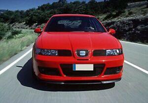 For Seat Leon MK1 1 Cup Front Bumper Chin Spoiler Lip Splitter Valance Cupra_