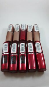 Maybelline Moisture Extreme Lipstick 11 Shades to Choose