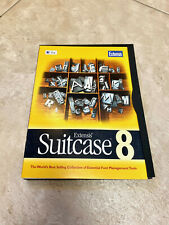 Extensis Suitcase 8 for Mac - Font Management Tools  *VERY NICE!*