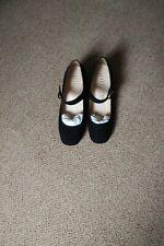 Unisa black shoes. size 36 bn