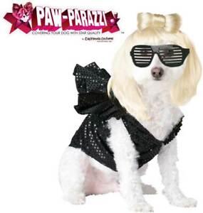 Pet Lady Gaga Dogga Pet Costume