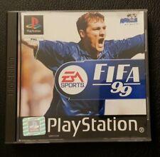 FIFA '99 PS1 PAL Playstation 1 Sony Gioco Con Istruzioni