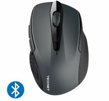 Bluetooth Wireless Mouse DPI Long Battery Life With Indicator For Laptop Desktop