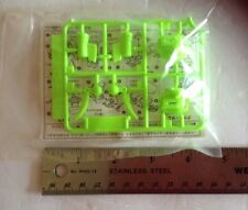 Bandai Mini (Chibi) BB SD Gundam MA-04X Zakrello (Lime Green) Model Kit (Rare!)