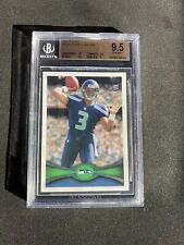 2012 Topps Russell Wilson Rookie Card RC BGS 9.5 Seattle Seahawks