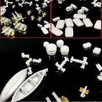 CYE012 Upgraded Parts Set for 1/350 US Navy Ship Model LifeRaftBofors Oerlikon