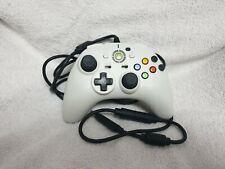Horipad EX2 Turbo Xbox 360 PC Turbo Controller White Hori Pad Hori Turbo Xbox