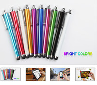 10X Universal Touch Screen Stylus Ballpoint Pen For iPhone Tablets Smart Phones