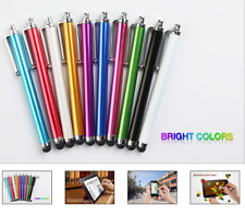 10x Multi-Color Stylus Touch Screen Pen for Tablet Phone iPod-iPad PC Universal