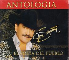 Joan Sebastian ANTOLOGIA Poeta Del Pueblo 5 CD Balada Mariachi MAS Ships Today !