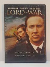 Lord of War (DVD, 2006, Full Screen)