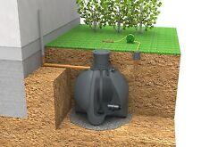 Regenwassertank 4100Liter Regenwasserzisterne Erdtank-direkt vom Hersteller Ö