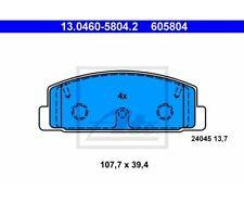 ATE Bremsbeläge Belagsatz Bremsklotz  Hinterachse  Mazda 6 13.0460-5804  ATE 13