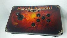 PS3 Mortal Kombat Tournament Edition arcade Fight Stick playstation mame