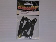 Corally Front Wishbones for F1 Fiberglass L/R #74020