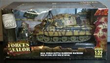 Forces of Valor German King Tiger 1:32 80501