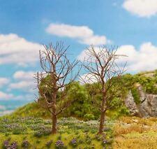 FALLER HO & N SCALE LEAFLESS TREE (2) | BN | 181225