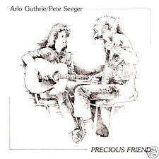 ARLO GUTHRIE/PETE SEEGER Precious.. GER Press Double LP