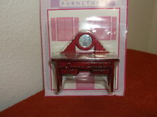 BRAND NEW..DOLLHOUSE MINIATURE LADY'S DRESSING TABLE  by GREENBRIER INT'L