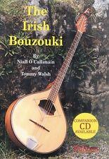 The Irish Bouzouki Sheet Music Waltons Irish Music Books NEW 000634055