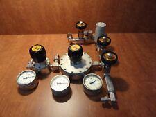 Druva pressure regulator unit