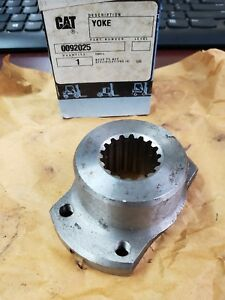 Caterpillar Yoke Part Number 0092025