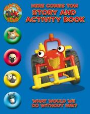 Tractor Tom - Here Comes Tom: Story and Activity Book-