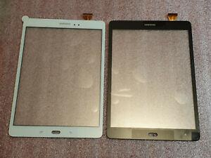 Vitre écran tactile pour Samsung Galaxy Tab A 9.7 SM-T550, SM-T551 et SM-T555