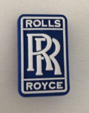 1 Schuh Pin - Shoe Charms - Anstecker für Crocs - Clogs - Auto - Rolls Royce