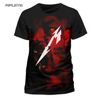 Official T Shirt METALLICA Hardwired To Self Destruct JUMBO Cover All Sizes