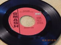 Dickey Lee : Patches 45 Rpm Smash 1758