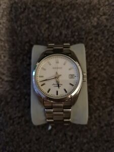 Seiko SARB035 Cream Dial 38mm Case Wristwatch
