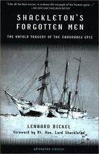 Shackletons Forgotten Men: The Untold Tragedy of