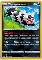POKEMON Scudo e Spada Comune WOOLOO 152//202 in Italiano